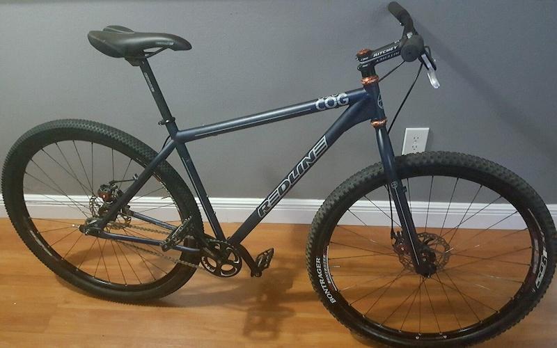 Single Speed Bike Build List