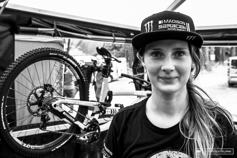 Manon Carpenter Announces Departure from Madison Saracen