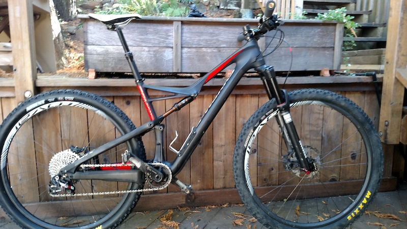2016 Specialized S Works Camber 29 Large For Sale