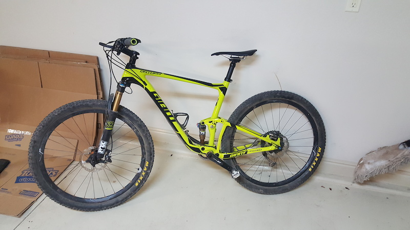 2016 Giant Anthem For Sale