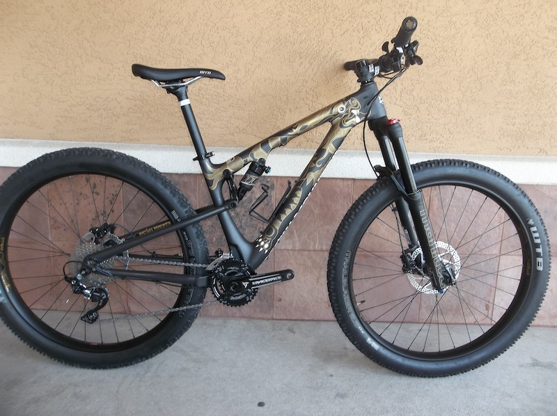 2016 Rocky Mountain Sherpa Demo Small For Sale