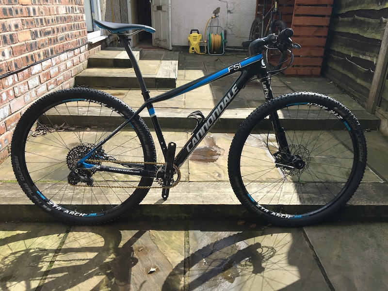2015 Cannondale F Si Carbon 2 29er Fsi For Sale