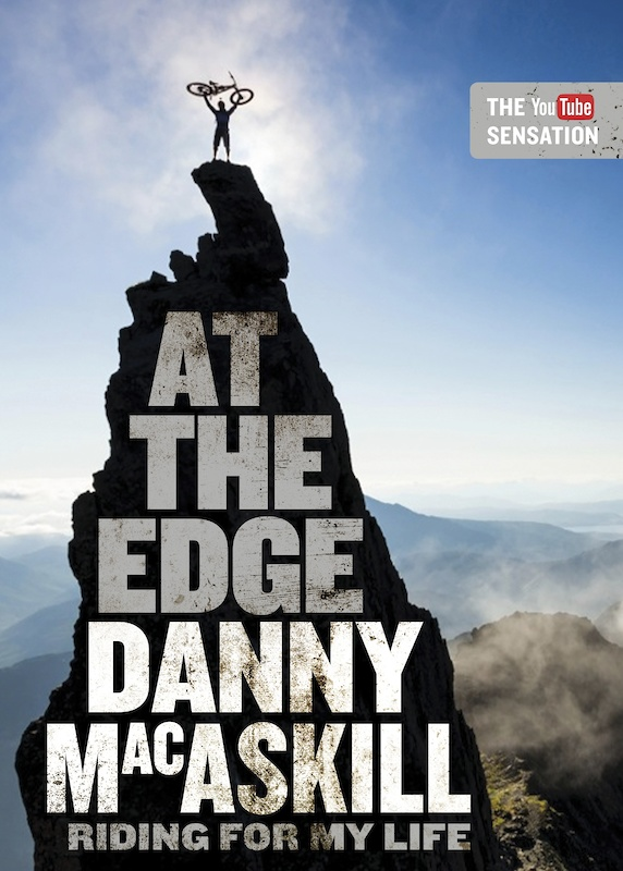 Danny MacAskill's Book Out Now