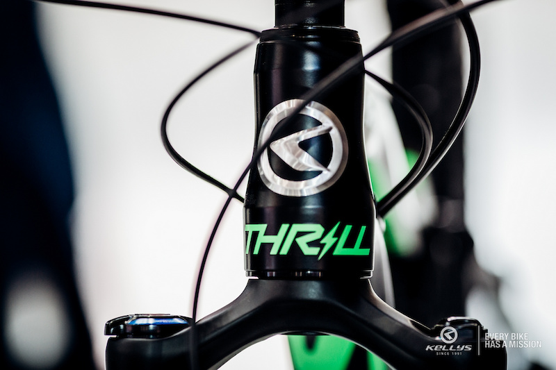 Kellys Thrill e-enduro