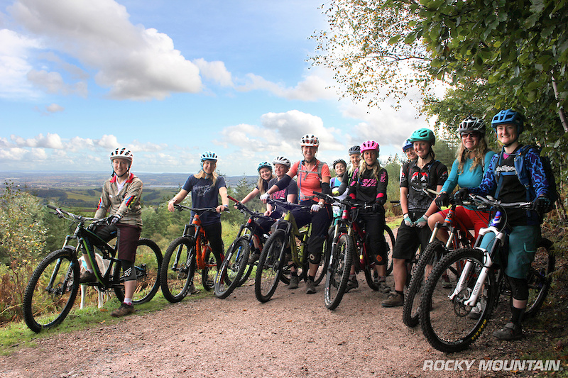 Rocky Mountain Ambassador, Laura Griffiths Gets Women Hitting the Trails