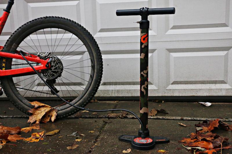 Blackburn Chamber Hv Pump Review Pinkbike