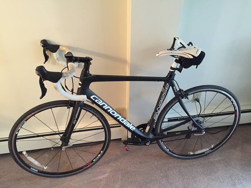 2011 Cannondale Full Carbon Synapse 5 For Sale