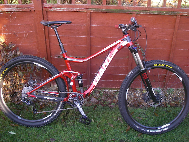 2014 Giant Trance X3 For Sale