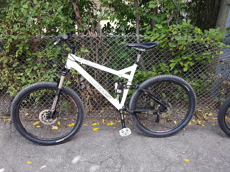 2008 khs xc 604 mountain bike for sale. Black Bedroom Furniture Sets. Home Design Ideas