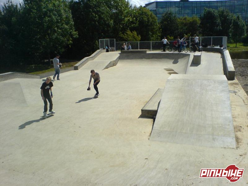 Abington United Kingdom  city photos gallery : at abingdon skatepark in Abingdon, United Kingdom photo by ...