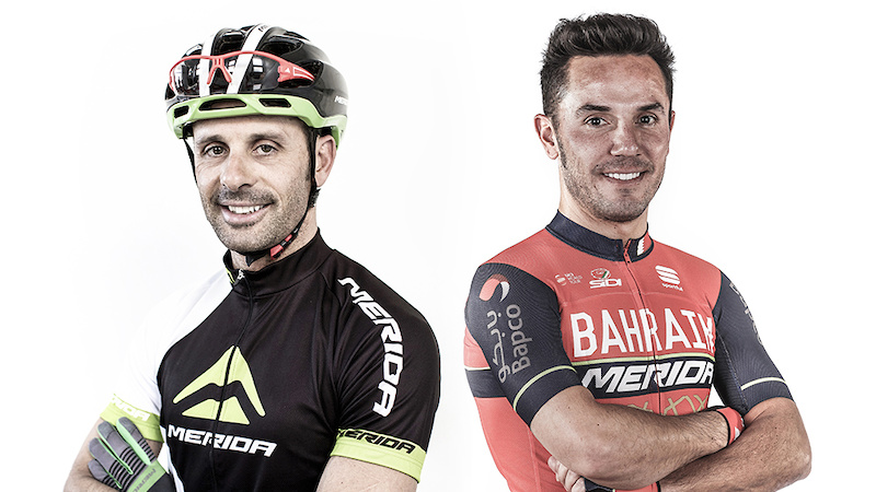 MTB legend Jos Antonio Hermida and road racing star Joaquim Rodr guez will tackle the 2017 ABSA Cape Epic