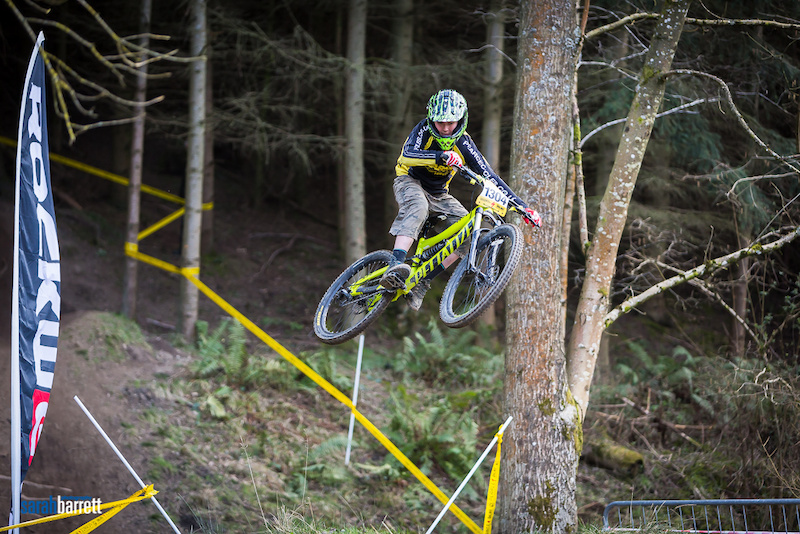 Pearce Cycles DH 2017