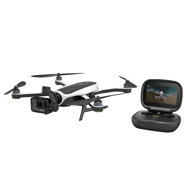 GoPro's Karma Drone Returns