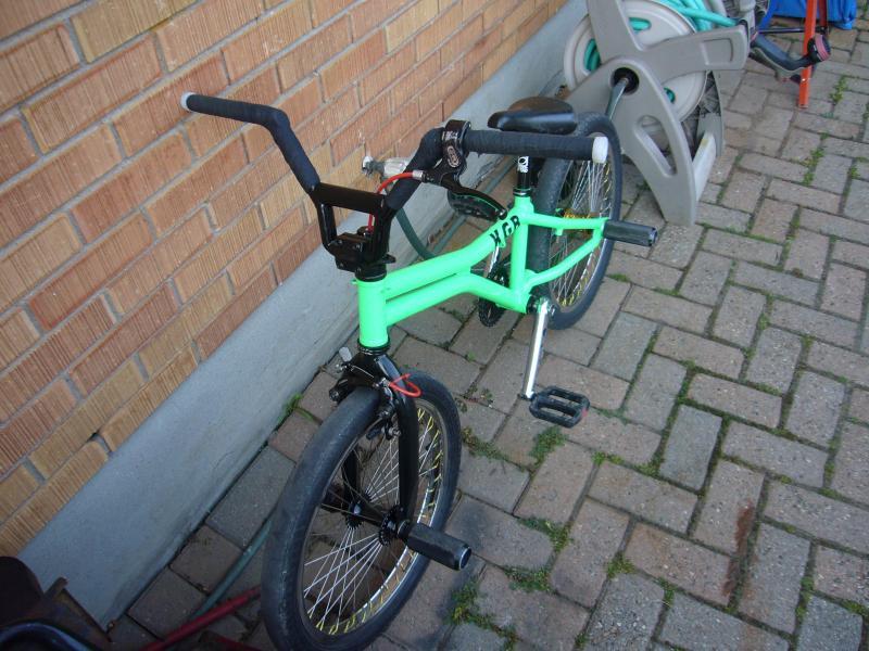 Bikes Online Canada >> Kgb pro flatland bike For Sale