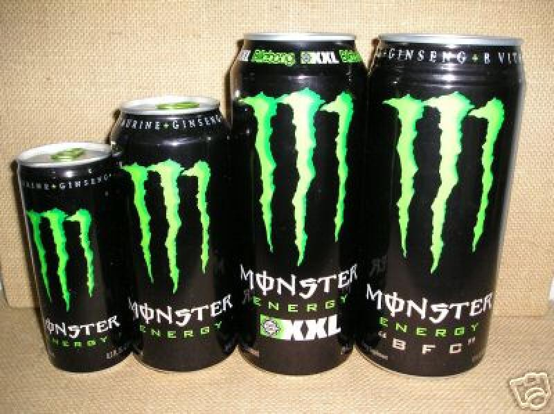 Register Energy Drink In The Usa
