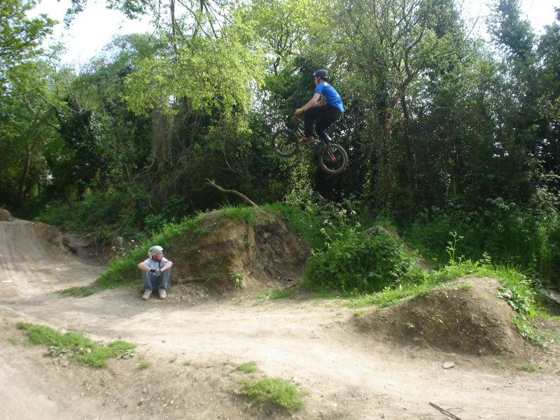 Saffron Walden United Kingdom  city photo : Catton at Saffron Walden Dirt jumps in Saffron Walden, United Kingdom ...
