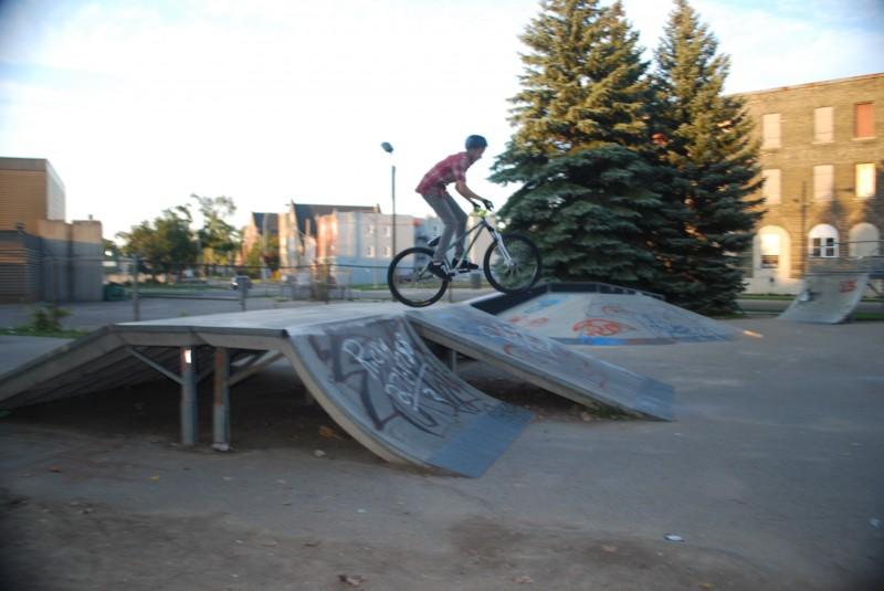 Stratford Ontario Skatepark Stratford Ontario