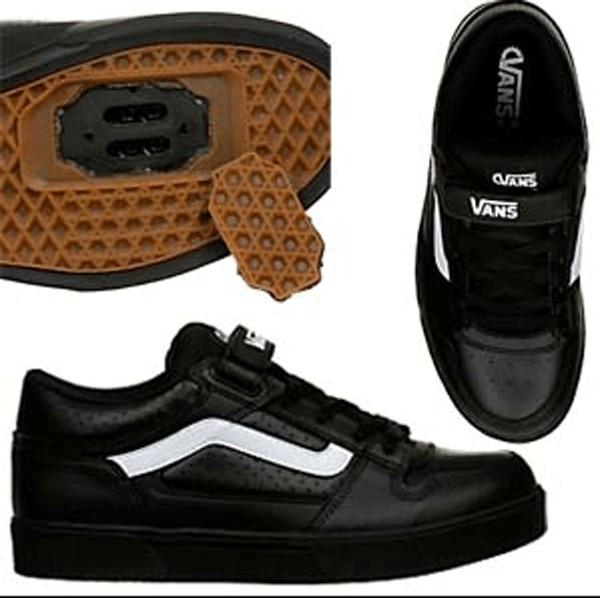Vans Clipless Bike Shoes