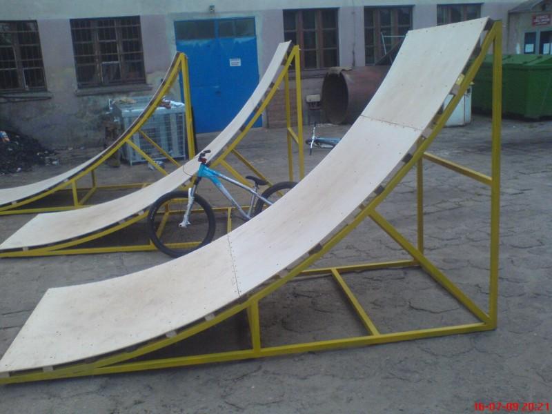 przygotowania do dirt-slop odolanow competition 09