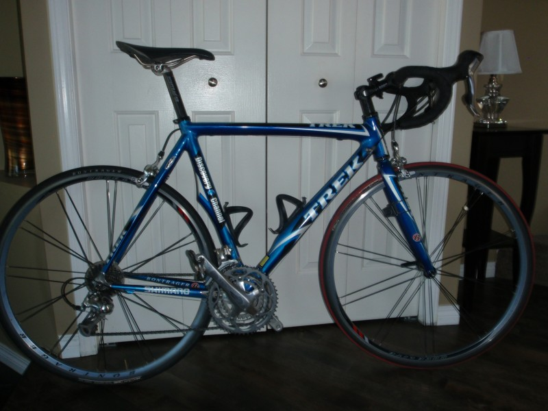 2006 Discovery Channel Trek Madone For Sale