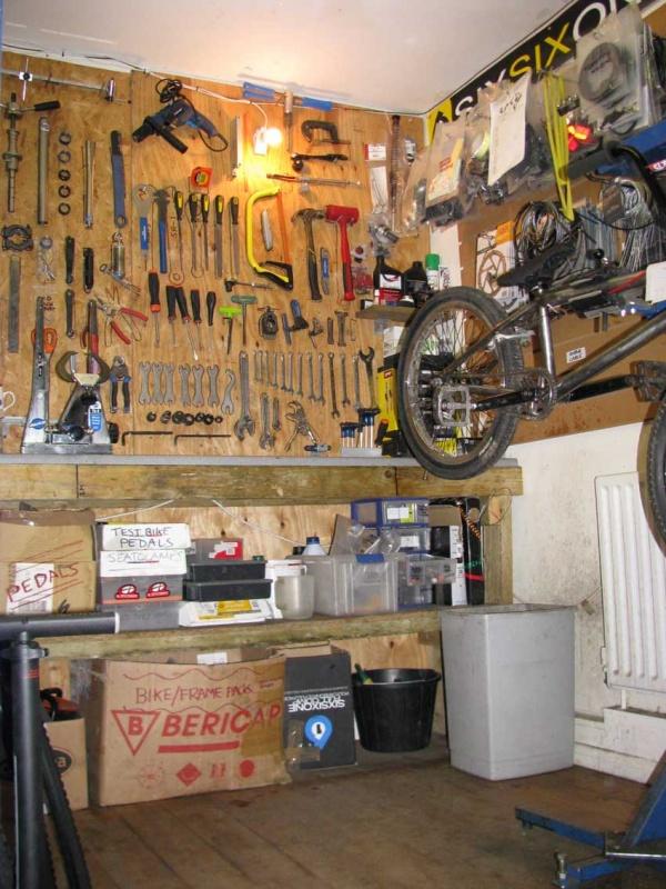 Cool Garage Workshops