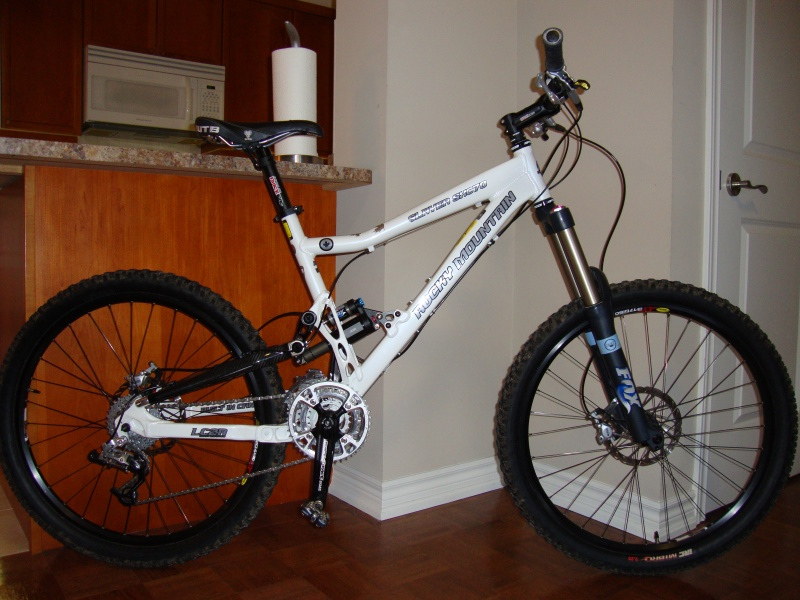 """Bikes Online Canada >> 2007 Rocky Mountain Slayer SXC 70 for sale 18.0"""" For Sale"""