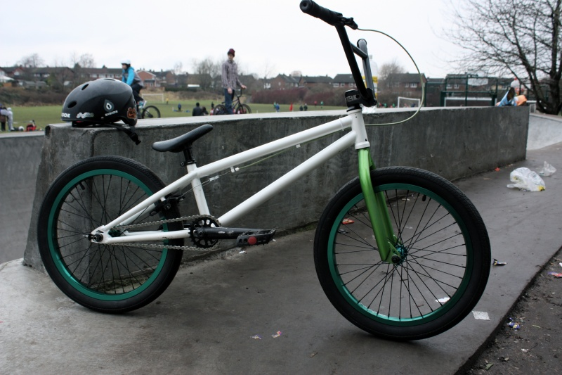 Why Do Bmx Bikes Have Small Sprockets