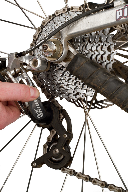 Technical Tuesday How To Set Up Your Sram Rear Derailleur