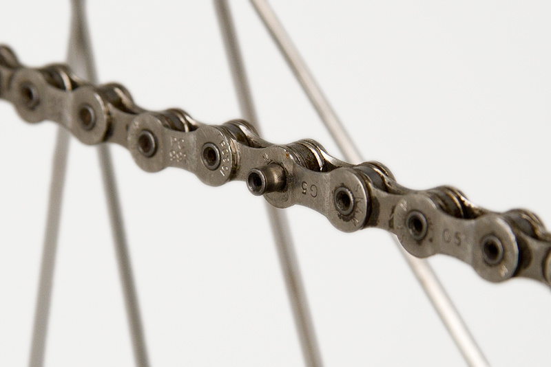 how to fix a tight bike chain link