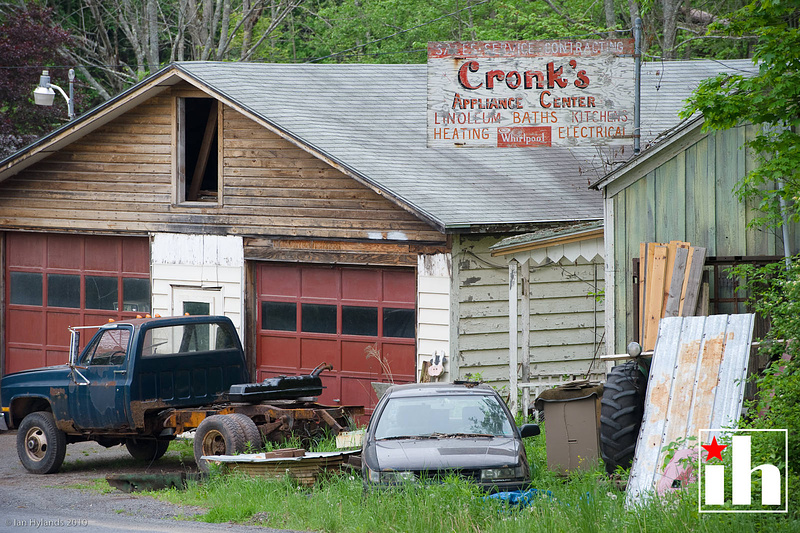 Cronk's Appliance center, welcome to Plattekill Mountain.