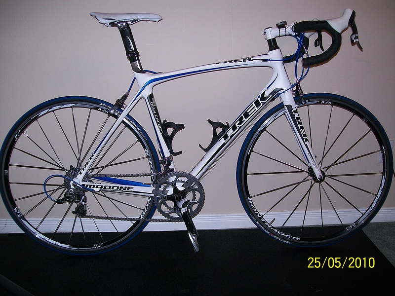 2010 Trek Madone 5 5 56cm For Sale