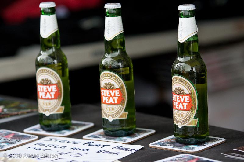 Steve Peat Beer
