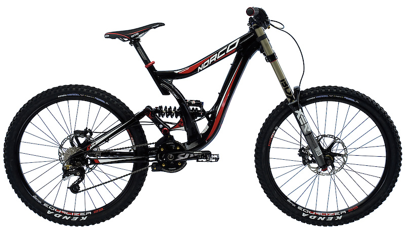 2011 Norco Team DH - $4785USD, $5575CDN, Avail. Sept.