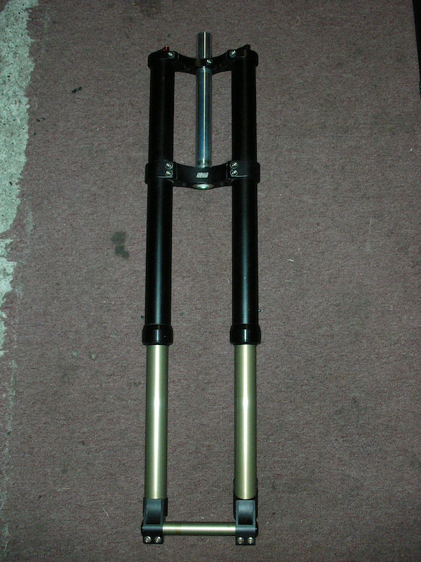 Stanchions For Sale >> DNM Suspension USD-180 180mm inverted fork For Sale