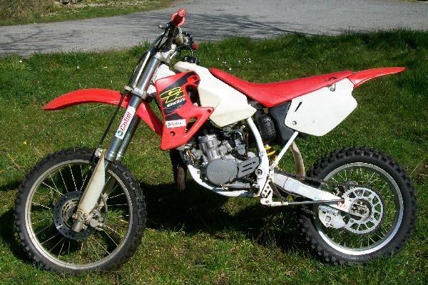 2000 honda cr85 for sale