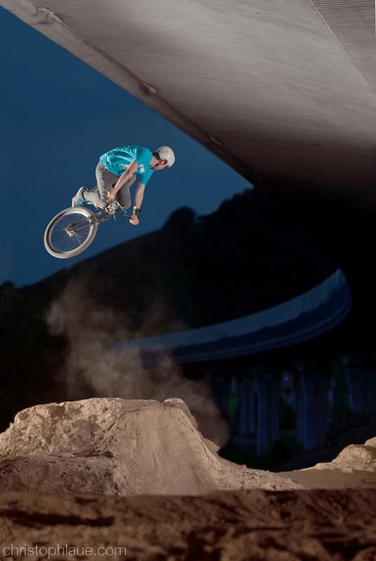 Covershooting for Mountainbike Rider Magazine...Rider: Daniel Pfeifer