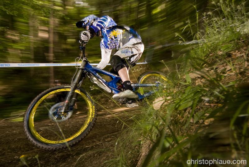 Matt Simmonds at Maribor