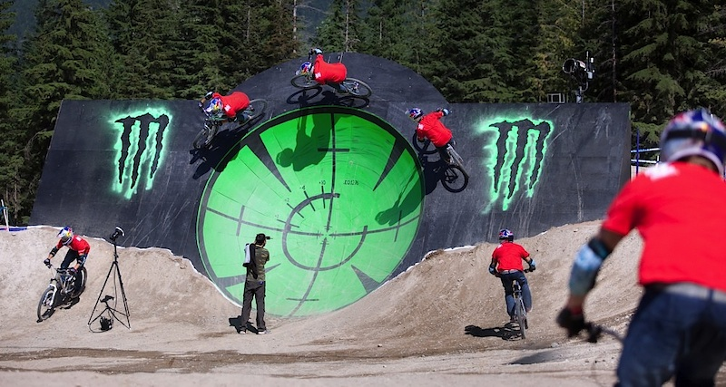 Paul Bas at Crankworx