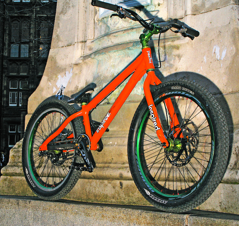 danny macaskill bike check pinkbike. Black Bedroom Furniture Sets. Home Design Ideas