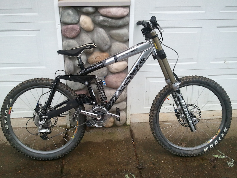 2003 rare kona stinky nine lrg frame like new for sale