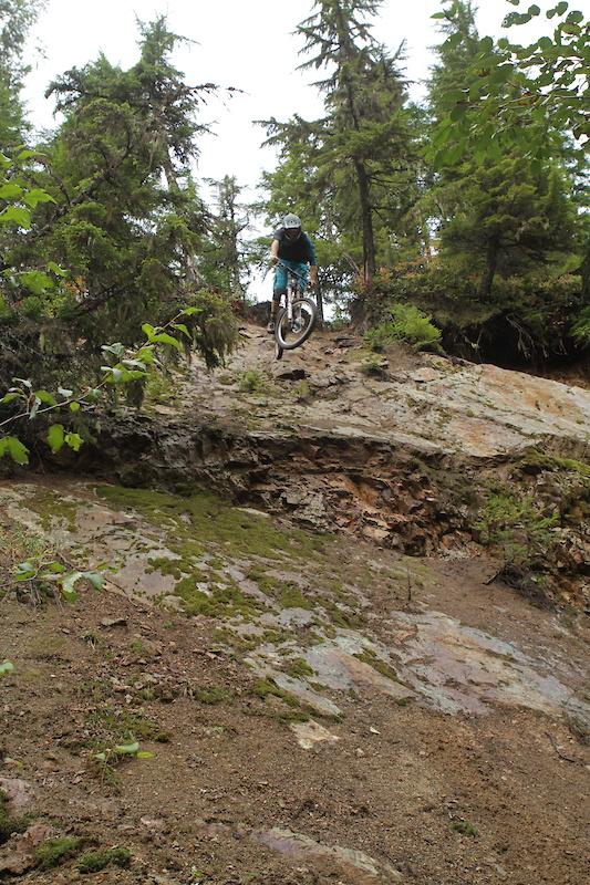Kevin Landry riding Goat Vind-A-Lou