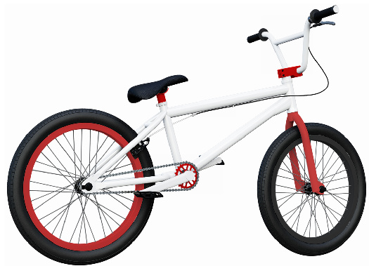 Can i spray paint my bike how to paint your own bike a for Bmx bedroom ideas