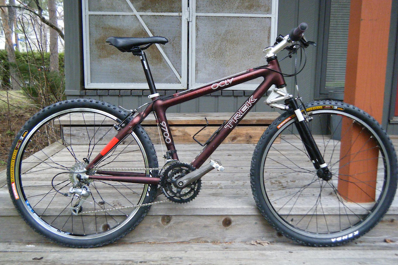 Trek 9700 Carbon Xc Mountain Bike For Sale