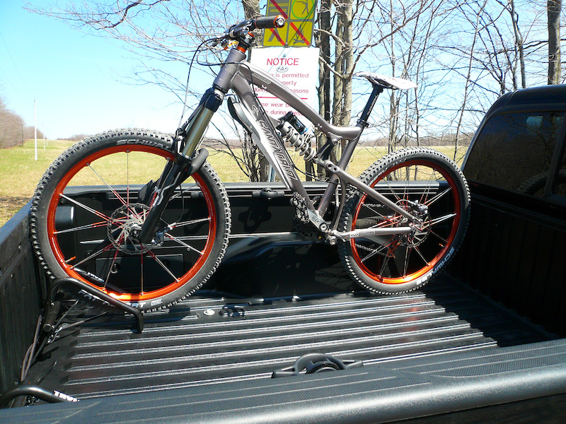 Truck Owners How Do You Transport Your Dh Bike