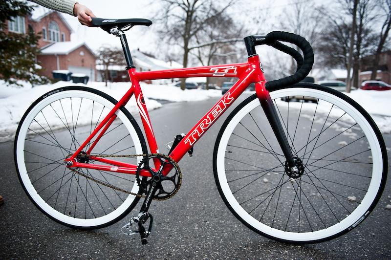 2011 Trek T1 50cm 750 For Sale