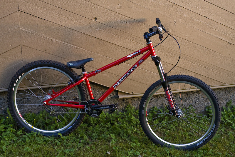 norco ryan leech trials bike for sale. Black Bedroom Furniture Sets. Home Design Ideas