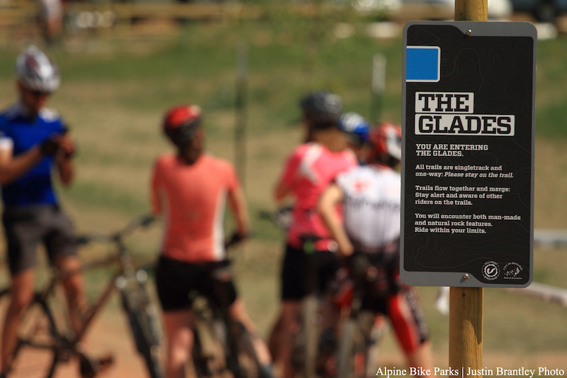 Valmont is covered with all sorts of XC. Get out and ride your bike