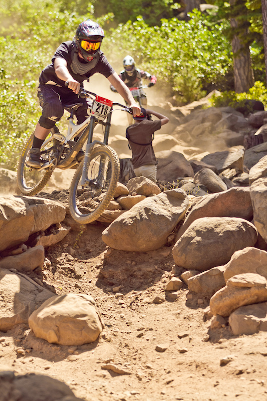 Race day at Northstar July 31st