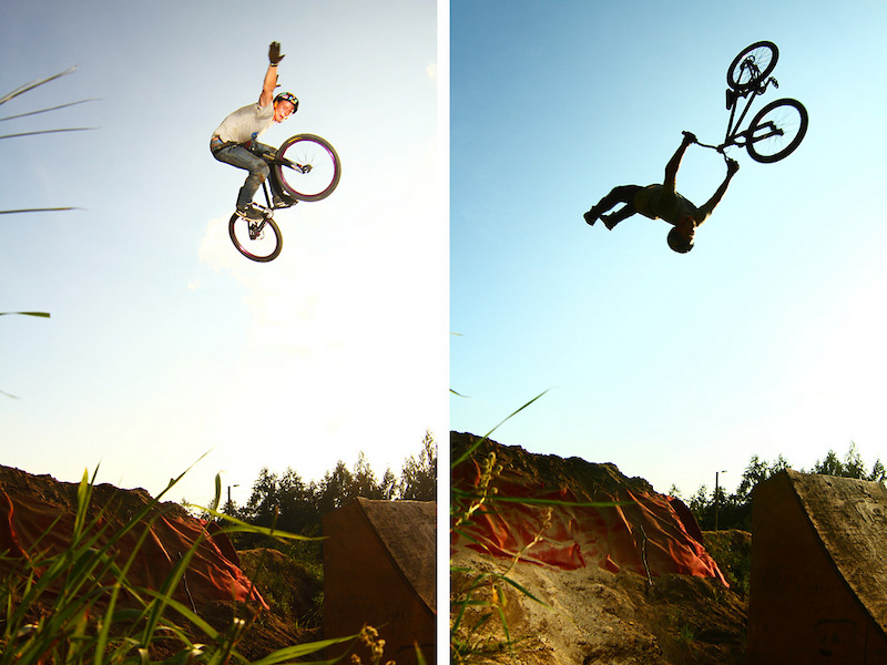 360 Nohander Superflip with one of the sickest extensions I ve ever photographed