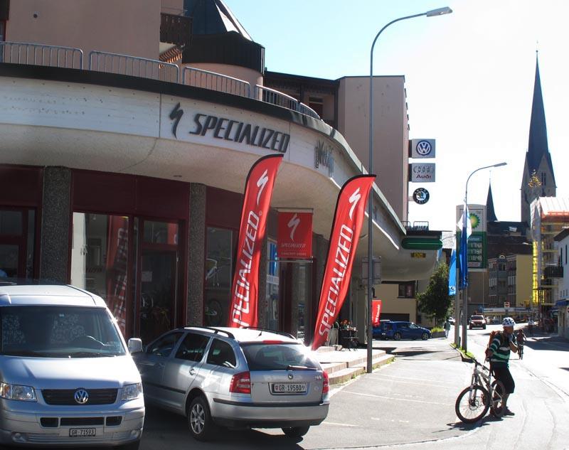 Ivans Velo Shop has extraordinarily good service.